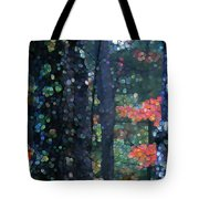 Deep Woods Mystery Tote Bag