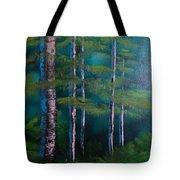 Deep Woods Tote Bag