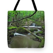 Deep Woods Stream 2 Tote Bag