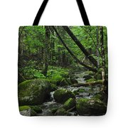 Deep Woods Stream 3 Tote Bag