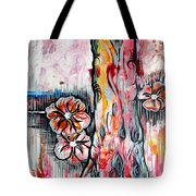 Deeply Rooted V Tote Bag