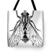 Deer Fly Tote Bag