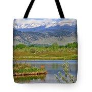 Deer Island Tote Bag