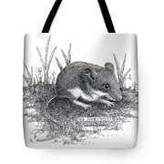 Deer Mouse Tote Bag