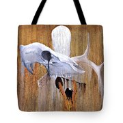 Deer Song Tote Bag