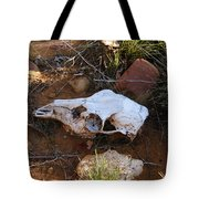 Deer Spirit Mesa Tote Bag