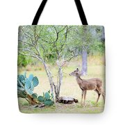 Deer19 Tote Bag