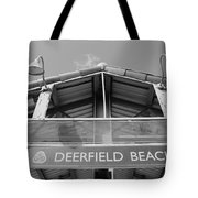 Deerfield Beach Tote Bag
