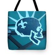 Defend Nola Tote Bag