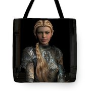 Defender Of The Realm Tote Bag
