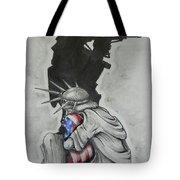 Defending Liberty Tote Bag