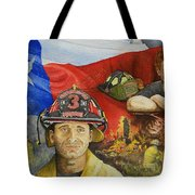 Defending Texas Tote Bag
