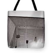 Defense Paris Tote Bag
