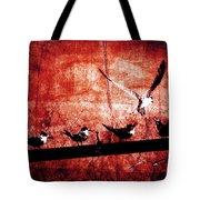 Defiance Tote Bag