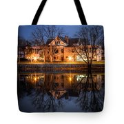 Defiance Ohio Library Tote Bag