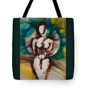 Defining Her Place More Than Series No. 1406 Tote Bag