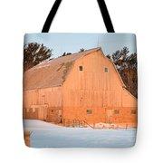 Defunct Winter Tote Bag