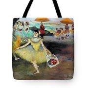Degas: Dancer, 1878 Tote Bag