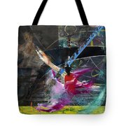 Degenerate Art Tote Bag
