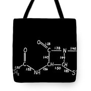 Degradation, Chemical Structure, Ernst Tote Bag