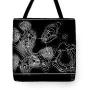 Degradation, Diagram, Ernst Boris Chain Tote Bag
