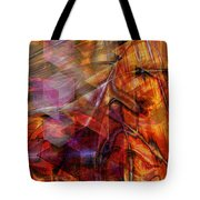 Deguello Sunrise Tote Bag