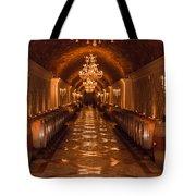 Del Dotto Wine Cellar Tote Bag by Scott Campbell