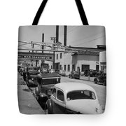 Del Mar Canning Co. And Sea Pride Packing Co. And Hovden Food Pr Tote Bag
