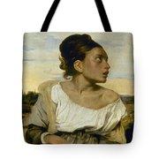 Delacroix: Orphan, 1824 Tote Bag by Granger