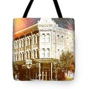 Delaware Hotel Tote Bag