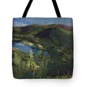 Delaware River Summer Tote Bag