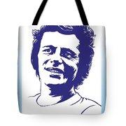 Delbert Mcclinton Tote Bag