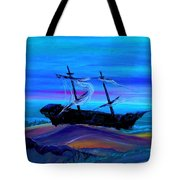 Deleon Tote Bag by Chris Cloud