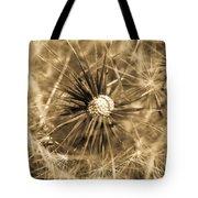 Delicate Dandelion Tote Bag