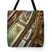 Delicate Details Versailles Chateau Up Close Interior France  Tote Bag