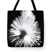 Delicate Fleabane Daisy Tote Bag