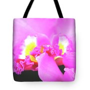 Delicate In Pink Tote Bag