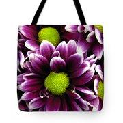 Delicate Purple Tote Bag