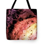 Delicate Warm Rainbow Tote Bag