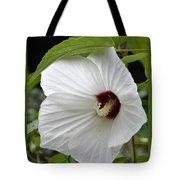 Delicate White Tote Bag