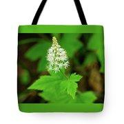 Delicate Wildflower Georgia Mountains Tote Bag