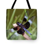 Delicate Wings Of A Dragonfly Tote Bag