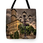 Delicately Peaceful Tote Bag
