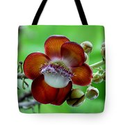 Delicately Veined ... With Tentacles Tote Bag