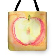 Delicious Apple Tote Bag