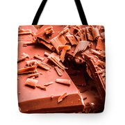 Delicious Bars And Chocolate Chips  Tote Bag