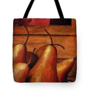 Delicious Pears Tote Bag