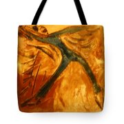 Delight - Tile Tote Bag