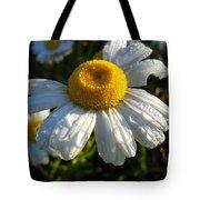Delightful Dew Drops Tote Bag