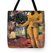 Delightful Land. Te Nave Nave Fenua Tote Bag